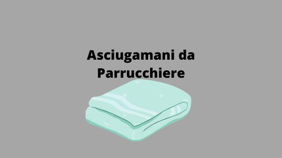 Asciugamani da Parrucchiere
